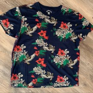 Staple - Flower & Pigeon Tee